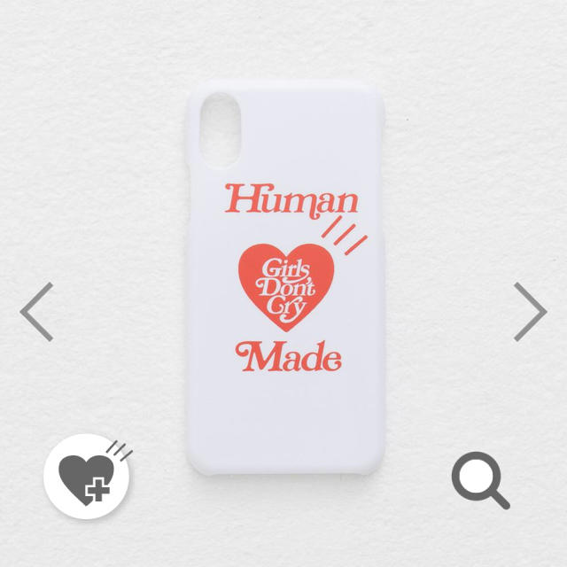 girls don't cry iPhone CASE Xの通販 by .j.|ラクマ
