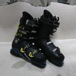 サロモン(SALOMON)のサロモン スキーブーツ 27~27.5cm XACCESS80 ケース付き(ブーツ)