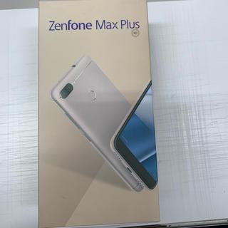 エイスース(ASUS)のASUS ZenFone Max Plus M1(スマートフォン本体)