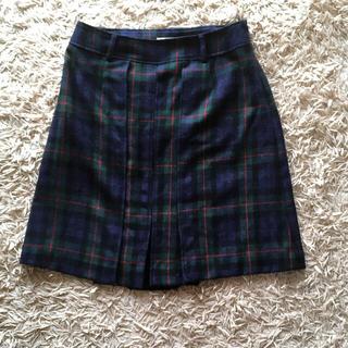 マーブルインク(marble ink)のスカート Lサイズ(ひざ丈スカート)