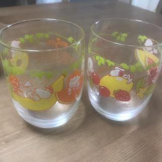 スヌーピー(SNOOPY)のスヌーピー グラス セット(グラス/カップ)