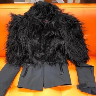 プラダ(PRADA)のPRADA エコファージャケット(毛皮/ファーコート)