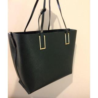 ザラ(ZARA)の【新品】ZARA BASIC BAG COLLECTION(ハンドバッグ)