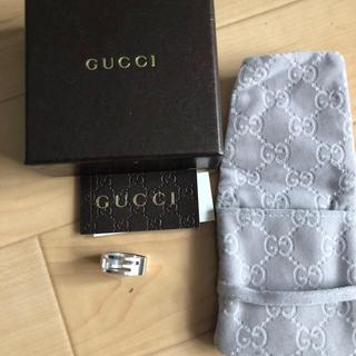 グッチ(Gucci)のサイズ16号グッチリング  値下げ交渉!!!(リング(指輪))