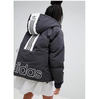 新作 adidas Originals Mサイズ ダウンジャケット ブラック