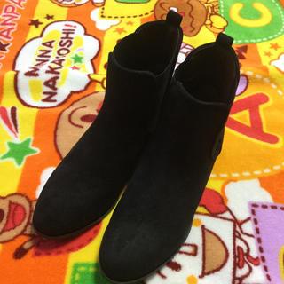シマムラ(しまむら)のサイドゴアブーツ(ブーツ)