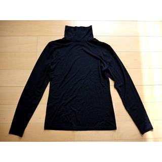 ジーユー(GU)の【ジーユー/M】GUウォームタートルネックT長袖/A665(Tシャツ(長袖/七分))