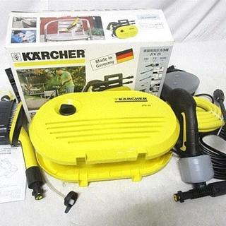 ケルヒャー 家庭用 高圧洗浄機 JTK25(洗車・リペア用品)