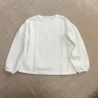 ジーユー(GU)のGU 150 裏起毛トレーナー(Tシャツ/カットソー)