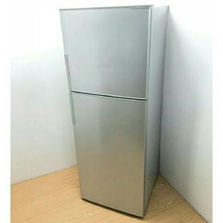 シャープ(SHARP)の冷蔵庫 シャープ シルバー 大きめサイズ LED (冷蔵庫)