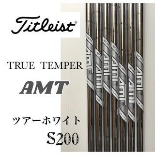 トゥルーテンパー(True Temper)の美品・タイトリスト AP3 純正シャフト ダイナミックゴールド AMT S200(クラブ)