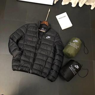 ナイキ(NIKE)の新品 ナイキ ダウンコート コンパクト 山登り スキー アウトドア スポーツ洋服(ダウンジャケット)