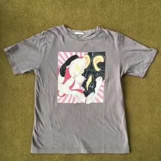ジーユー(GU)のGUウルトラマンシリーズのTシャツ(Tシャツ/カットソー)