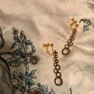 glitter_‰   √  rétro pierce /earring