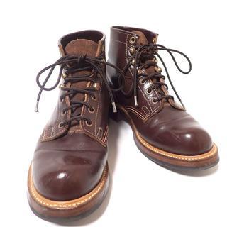 トイズマッコイ(TOYS McCOY)のA751 トイズマッコイ マックヒル ワークブーツ 1012153(ブーツ)