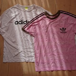 アディダス(adidas)のセット(Tシャツ/カットソー(七分/長袖))