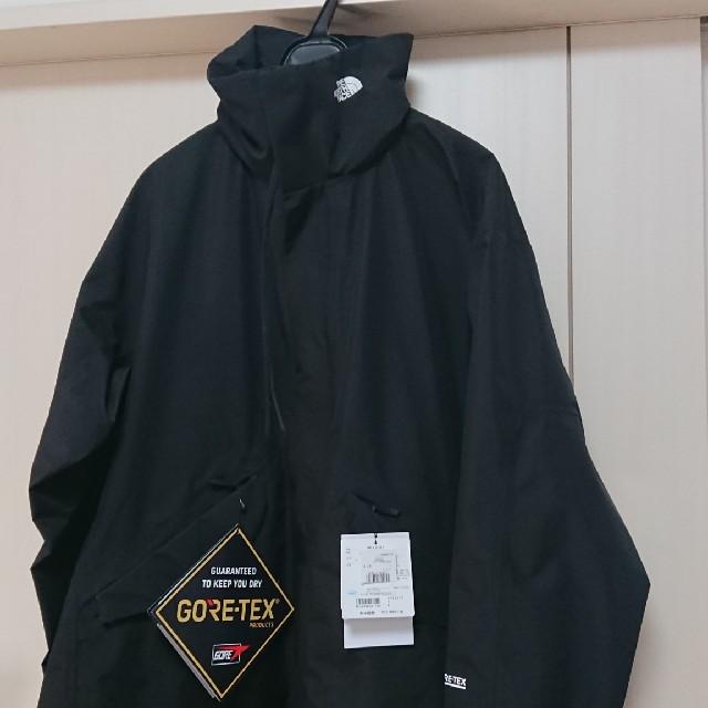 HYKE(ハイク)のHYKE×THENORTHFACE☆GTXミリタリーコート☆送料込み メンズのジャケット/アウター(マウンテンパーカー)の商品写真
