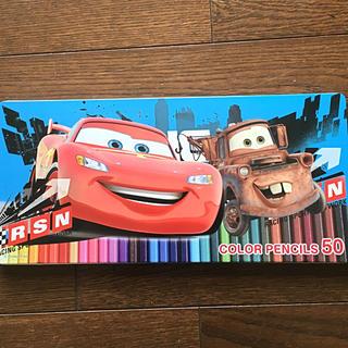 ディズニー(Disney)の50色 色鉛筆 新品未使用(色鉛筆 )