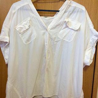 イッカ(ikka)のトップス&羽織(シャツ/ブラウス(半袖/袖なし))