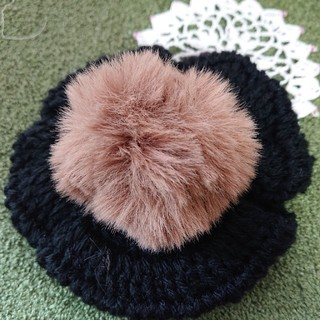ブライス 帽子 ハンドメイド(その他)