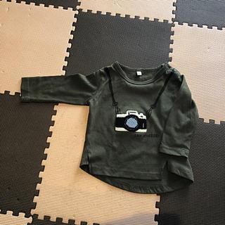 シマムラ(しまむら)のしまむら☆ロンTサイズ80(シャツ/カットソー)