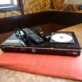 シャープ(SHARP)のSHARP ブルーレイ BD-HDW73 2番組W録 320GB 2011年❗ (ブルーレイレコーダー)