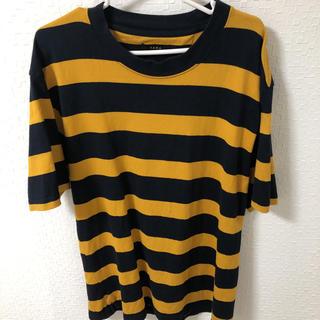 ザラ(ZARA)のボーダー tシャツ(Tシャツ/カットソー(半袖/袖なし))