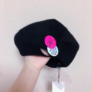 アルゴンキン(ALGONQUINS)のアルゴンキン ベレー帽 新品(ハンチング/ベレー帽)