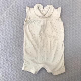 ベビーギャップ(babyGAP)の【難あり】baby gap ロンパース 70cm(ロンパース)