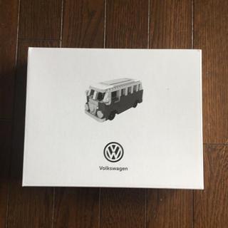 フォルクスワーゲン(Volkswagen)のフォルクスワーゲン バス ブロック 新品未使用(積み木/ブロック)