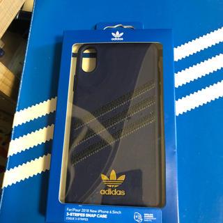 アディダス(adidas)のiPhonexsMAX adidasケース(iPhoneケース)