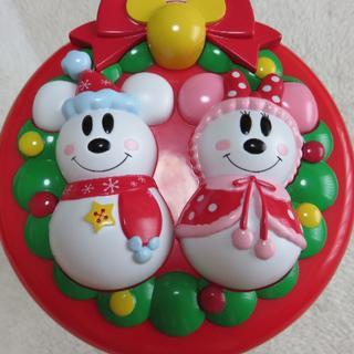 ディズニー(Disney)のTDL25周年(2008)クリスマス・ファンタジー限定ポップコーンバケット♪(その他)