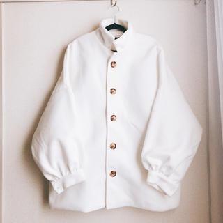 ザラ(ZARA)の韓国ファッション オーバーサイズブルゾン (ブルゾン)