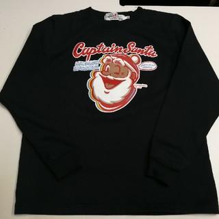 キャプテンサンタ(CAPTAIN SANTA)の未使用 キャプテンサンタ ロンT 子供 Lサイズ 子供服(Tシャツ/カットソー)