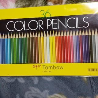 トンボエンピツ(トンボ鉛筆)の色鉛筆 36色(色鉛筆 )