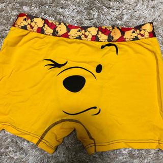 ディズニー(Disney)のDisneyland♡プーさん♡パンツ(ボクサーパンツ)