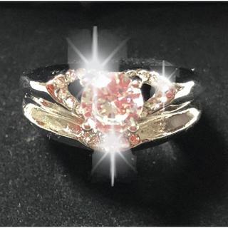 ギザギザ ダイヤモンドcz リング(リング(指輪))