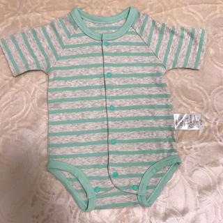 5d3821d0dc550 ベルメゾン - 前開き 赤ちゃん肌着 70 2枚セットの通販 by yuki s shop ...