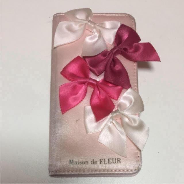 クリスチャンルブタン iphone7 ケース jmeiオリジナルフリップケース | Maison de FLEUR - ♡Maison de FLEUR♡ iPhoneケースの通販 by kiki's shop|メゾンドフルールならラクマ