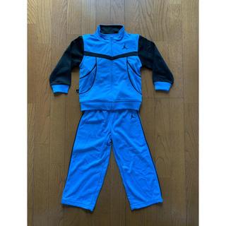 ナイキ(NIKE)の新品未使用 ナイキ ジョーダン子供服上下 水色3点セット(その他)