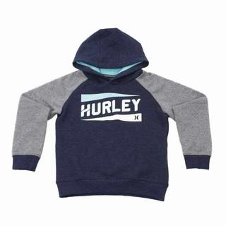 ハーレー(Hurley)の110cm新品Hurleyネイビーブルースエットパーカーハーレー(ジャケット/上着)
