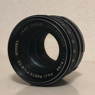 フジフイルム(富士フイルム)の【M42】EBC FUJINON 55mm F1.8(レンズ(単焦点))