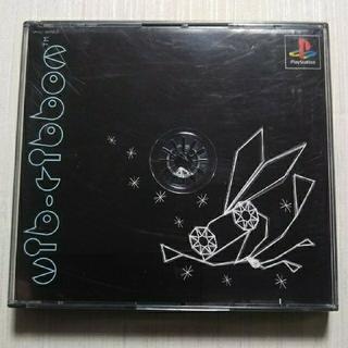 プレイステーション(PlayStation)のビブリボン(家庭用ゲームソフト)