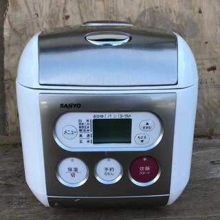 SANYO - SANYO 3合炊き 炊飯器 ECJ-JS35