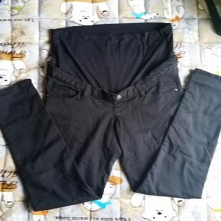 マタニティズボン パンツ 大きいサイズ(マタニティボトムス)