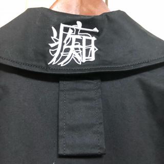 RAF SIMONS - 新品 XIMON LEE★18ss  コート 黒 S 定価9万 ximonlee