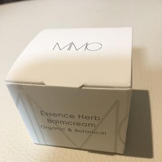 新品 MIMC エッセンスハーブバームクリーム(フェイスオイル / バーム)
