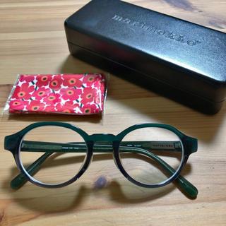 マリメッコ(marimekko)のマリメッコ  眼鏡(サングラス/メガネ)