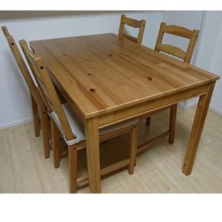 IKEA - IKEA ダイニングテーブルセット