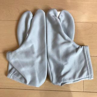 子供用足袋 ⑨灰色→19〜20